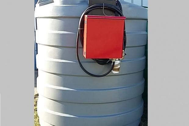 Ogłoszenie rolnicze: Zbiornik na paliwo, olej napędowy (ON) 5000 L- CPN