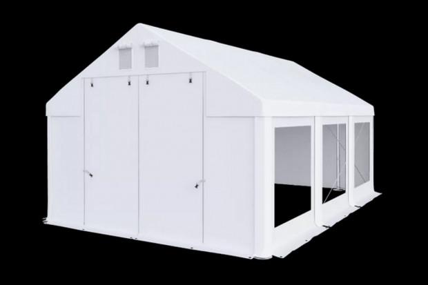 Ogłoszenie rolnicze:  Namiot Imprezowy Magazynowy hala 4x6 4x8 6x8 6x12 8x16 10x32