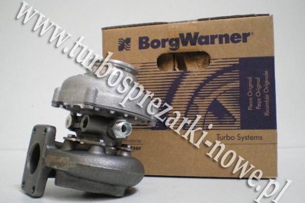 Ogłoszenie rolnicze: MAN - Generator  - Turbosprężarka BorgWarner KKK 6.9 53169886748 /  53