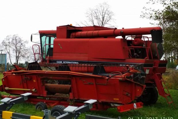 Ogłoszenie rolnicze: kombajn Case IH Axial-Flow 1680