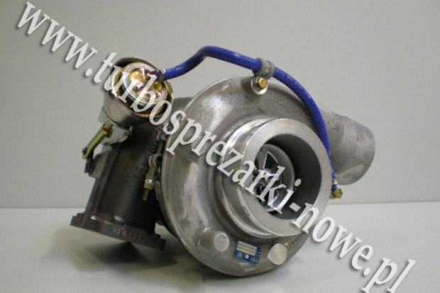 Ogłoszenie rolnicze: Deutz - Turbosprężarka BorgWarner KKK  56309880003 /  563097