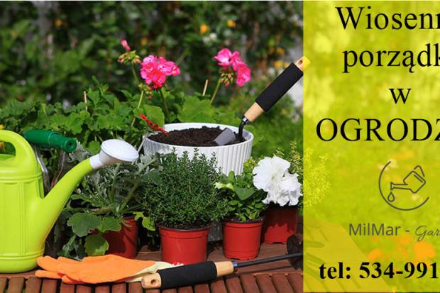 Ogłoszenie rolnicze: Wiosenne porządki OGRÓD bezpłatna wycena!!!