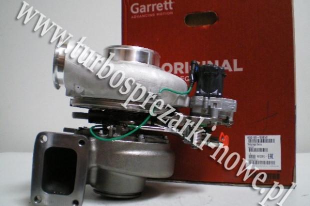 Ogłoszenie rolnicze: Iveco - Turbosprężarka GARRETT 11.1 803110-0004 /  803110-50