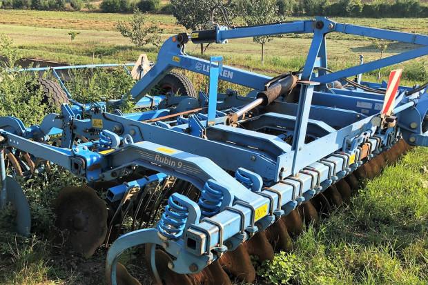 Ogłoszenie rolnicze: LEMKEN RUBIN 9/600 KUA - 6 M - 2011 ROK