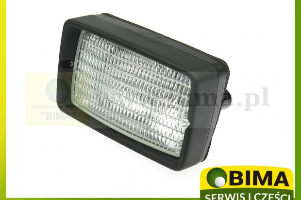 Ogłoszenie rolnicze: Lampa robocza na błotnik tylny Renault CLAAS Ares 550