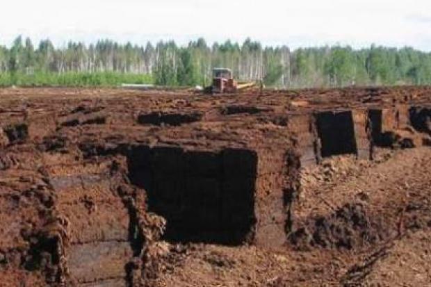Ogłoszenie rolnicze:  Ukraina. Zloza, pola torfowe do eksploatacji, rozpracowania. Fabryka torfu
