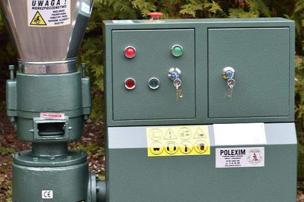 Ogłoszenie rolnicze: PELLECIARKA: wydajność 120-150-kg/h, silnik 4 kW