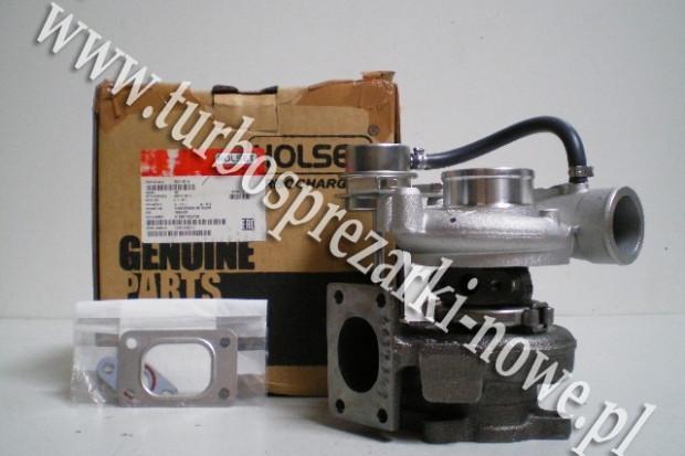 Ogłoszenie rolnicze: Case-IH - Turbosprężarka HOLSET  3597938 /  3599049 /  40331