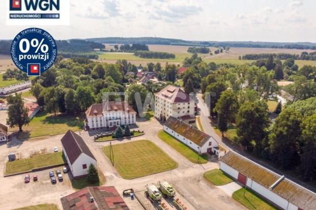 Ogłoszenie rolnicze: Pałac, Zegrze Pomorskie, powiat Koszaliński