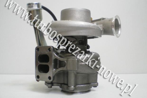 Ogłoszenie rolnicze: Case-IH - Turbosprężarka HOLSET 8.3 2839421 /  2839423 /  28