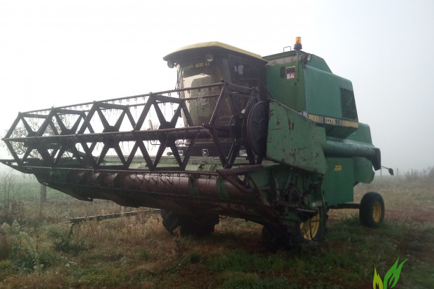 Ogłoszenie rolnicze: John Deere 1075