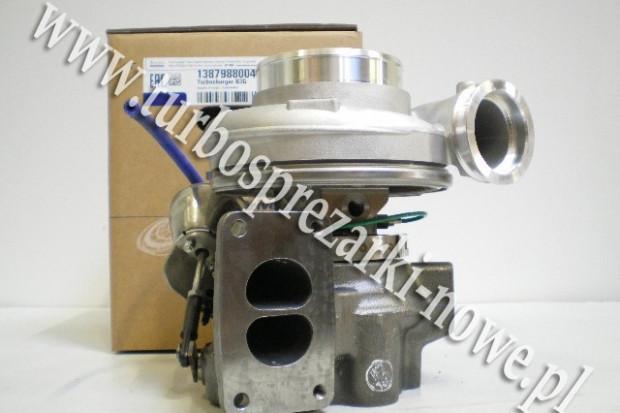 Ogłoszenie rolnicze: Mercedes-Benz - Turbosprężarka BorgWarner KKK 12.8 138798800