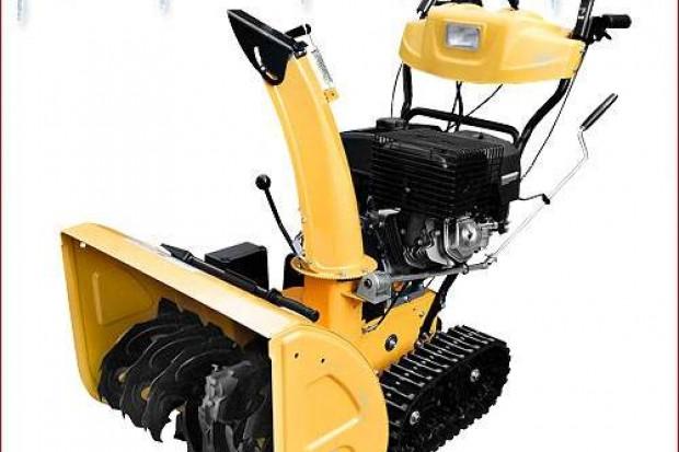 Ogłoszenie rolnicze: Odśnieżarka gąsienicowa napędzna silnikiem 11KM