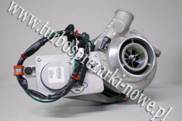 Ogłoszenie rolnicze: Claas - Turbosprężarka SCHWITZER 6.8 178750 /  175903 /  177347 /  RE5