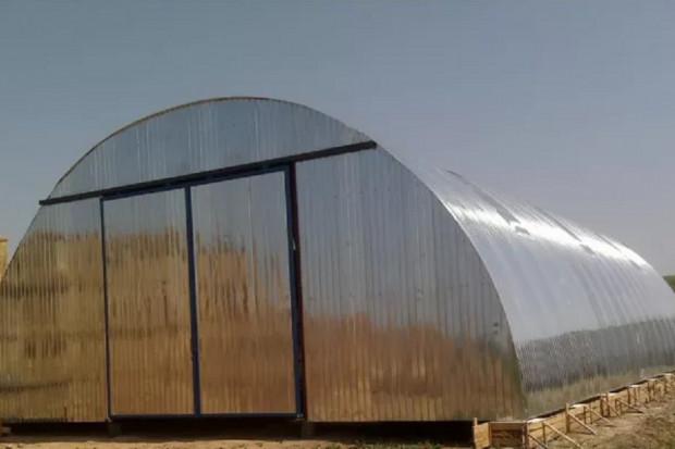 Ogłoszenie rolnicze:  HALA łukowa tunelowa magazyn garaż wiata 11,8 x 35