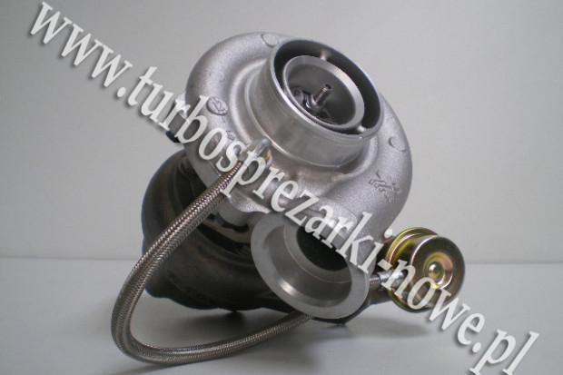 Ogłoszenie rolnicze: Deutz Fahr - Turbosprężarka BorgWarner KKK  12589880045 /  1