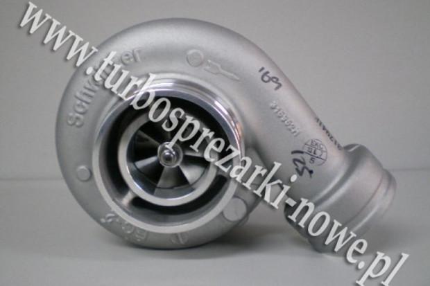 Ogłoszenie rolnicze: Turbosprężarka SCHWITZER - Deutz -  7.1 318729 /  318844 /  04259315KZ