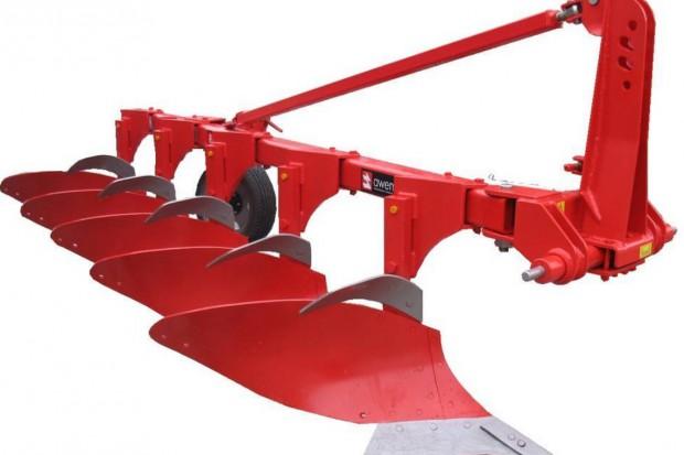 Ogłoszenie rolnicze: Pług jednobelkowy RAMZES RA3+! Regulacja szerokości roboczej!