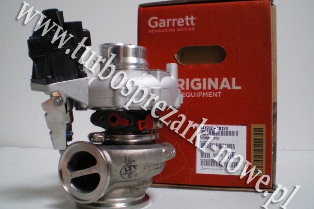 Ogłoszenie rolnicze: BMW - Turbosprężarka GARRETT 4.4 841902-5014S /  841902-0014