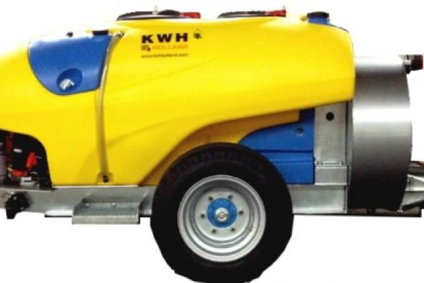 Ogłoszenie rolnicze: Opryskiwacz sadowniczy KWH Holland Mistral 2x90 1500 litrów