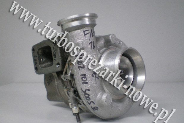 Ogłoszenie rolnicze: Deutz - Turbosprężarka BorgWarner KKK 5.0 11589880020 /  115