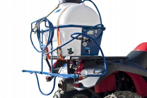 Ogłoszenie rolnicze: Opryskiwacz do montażu na pojeździe ATV l