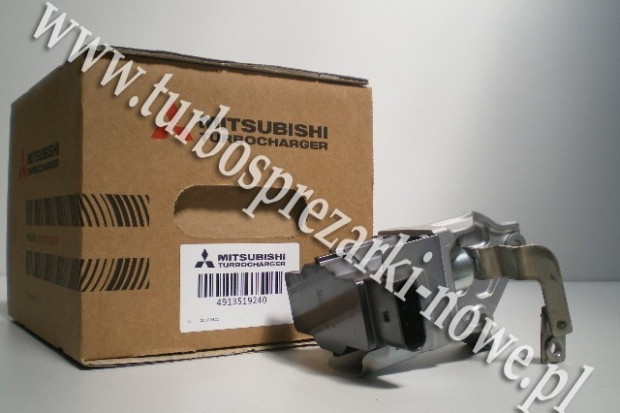 Ogłoszenie rolnicze: BMW - Aktuator turbosprężarki Mitsubishi 2.0 49135-19240 /
