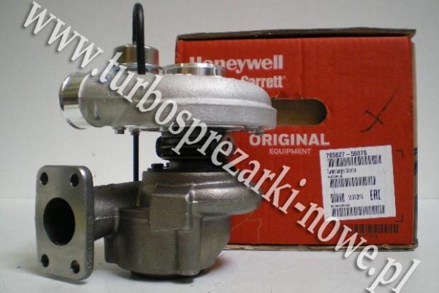 Ogłoszenie rolnicze: Massey Ferguson - Turbosprężarka GARRETT 4.4 785827-5007S /