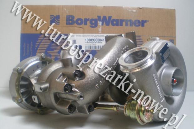 Ogłoszenie rolnicze: MAN - Turbosprężarka BorgWarner KKK 6.9 10009700003 /  10009