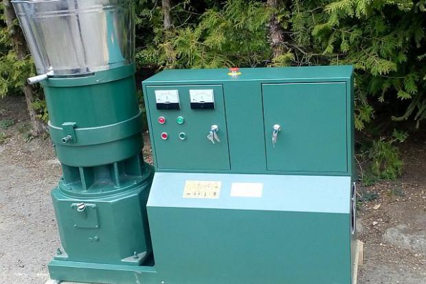 Ogłoszenie rolnicze: PELLECIARKA, granulator, prasa do pelletu, wydajność do 1100 kg/h, silnik 30 kW