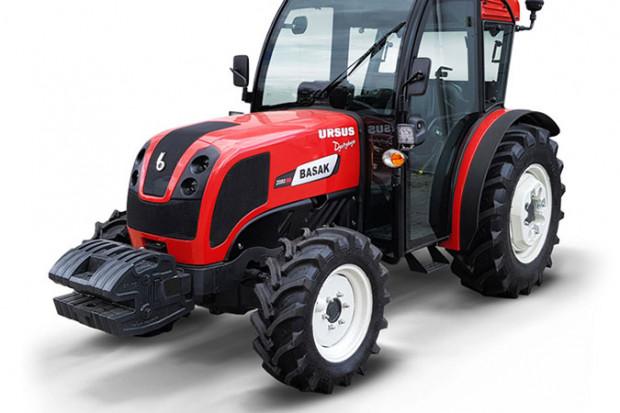 Ogłoszenie rolnicze: Ciągnik rolniczy 80 KM BASAK 2080