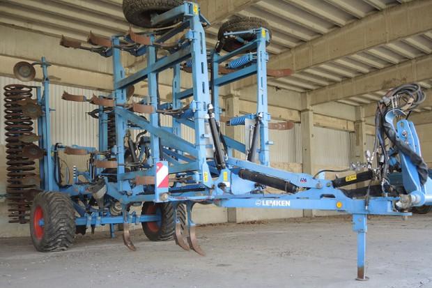 Ogłoszenie rolnicze: AGREGAT UPRAWOWY LEMKEN KARAT 9/600 KUA - 2011 ROK - 6 M