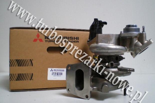 Ogłoszenie rolnicze: Mitsubishi - Nowa Turbosprężarka Mitsubishi 2 49477-06001 /