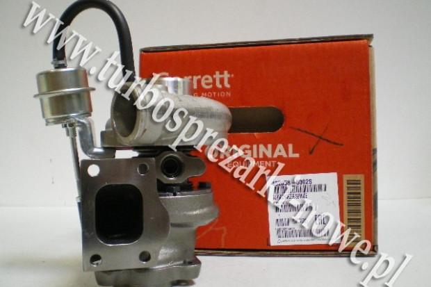 Ogłoszenie rolnicze: Perkins - Turbosprężarka GARRETT  452058-0002 /  452058-2 /