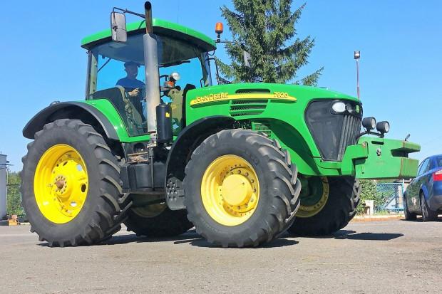 Ogłoszenie rolnicze: JOHN DEERE 7920 TLS - GPS - 2007 ROK - 257 KM