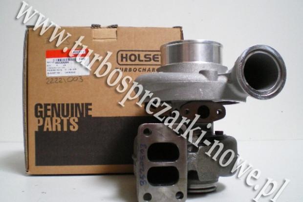 Ogłoszenie rolnicze: Iveco - Turbosprężarka HOLSET  4033068H /  3779710 /  403306