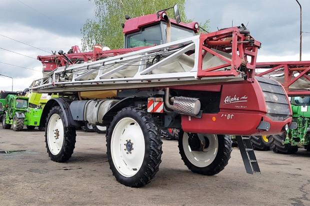 Ogłoszenie rolnicze: HARDI 4100 TWIN FORCE - AUTOPILOT - TRIMBLE 750 - 36 M