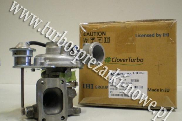 Ogłoszenie rolnicze: Różne - Turbosprężarka IHI  VA72 /  VA720802 /  VA720811  /