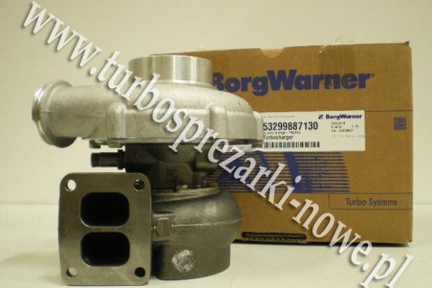 Ogłoszenie rolnicze: MAN - Turbosprężarka BorgWarner KKK 12.0 2837587 /  4032722 /  5329988