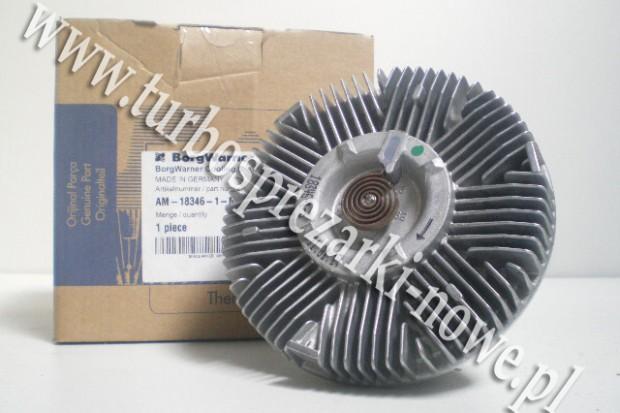 Ogłoszenie rolnicze: Turbosprężarka BorgWarner KKK - Deutz -  7.1 12709880013 /  1270970001