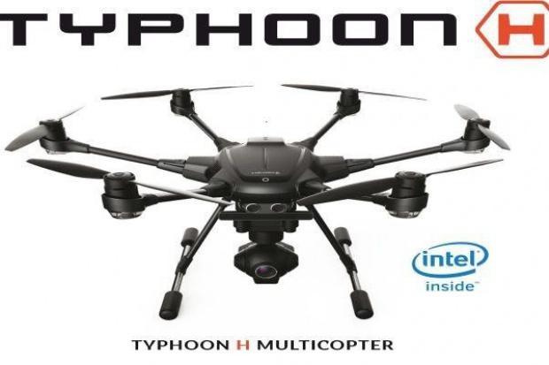 Ogłoszenie rolnicze: Dron Yuneec Typhoon H !!!