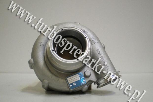 Ogłoszenie rolnicze: MAN - Nowa obudowa kompresora turbosprężarki BorgWarner KKK
