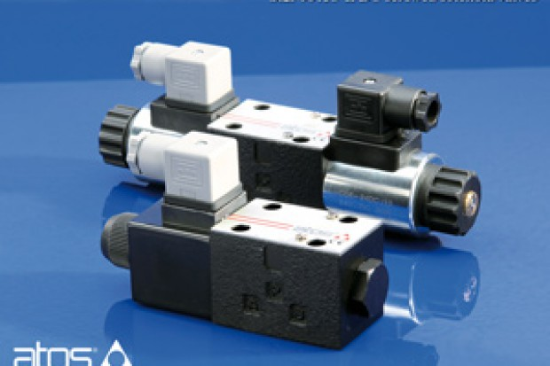 Ogłoszenie rolnicze: Zawór ATOS DHU-0631/2P/A-X-24DC, DHU-0616, DHU-0611