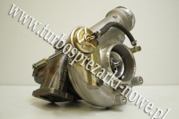 Ogłoszenie rolnicze: Deutz Fahr - Turbosprężarka BorgWarner KKK 6.0 12649880009 /