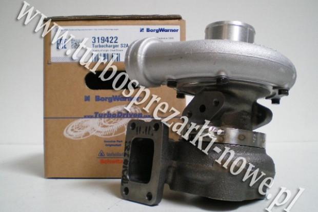 Ogłoszenie rolnicze: Deutz - Turbosprężarka SCHWITZER  319384 /  319422 /  042833