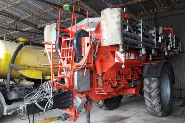 Ogłoszenie rolnicze: RAUCH AGT 6030 - 2011 ROK
