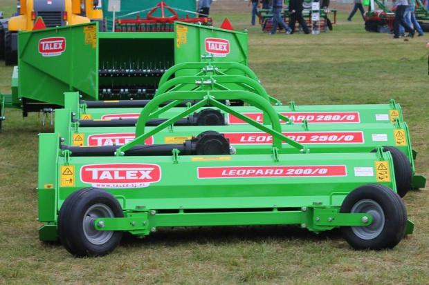 Ogłoszenie rolnicze: Rozdrabniacz bijakowy kosiarka bijakowa TALEX do kukurydzy i nieuzytków LEOPARD