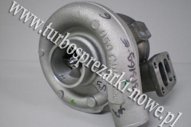 Ogłoszenie rolnicze: Massey Ferguson - Turbosprężarka SCHWITZER 612DSIL /  Massey