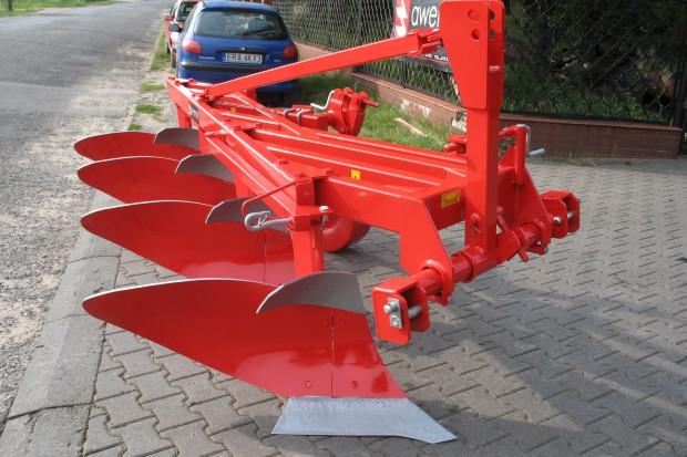 Ogłoszenie rolnicze: Pług zagonowy MAK35 U128/1AW! Transport gratis!! Okazja!