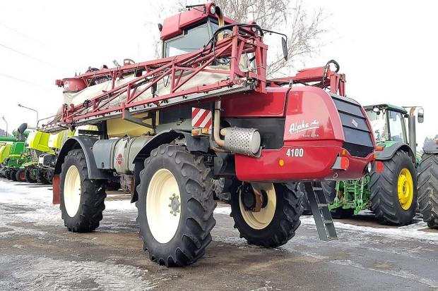 Ogłoszenie rolnicze: HARDI 4100 TWIN FORCE - GPS - 30 M - 2005 ROK
